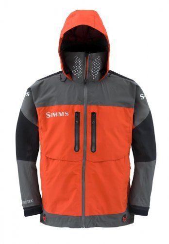 Куртка Simms ProDry™ GORE-TEX® Jacket Fury Orange