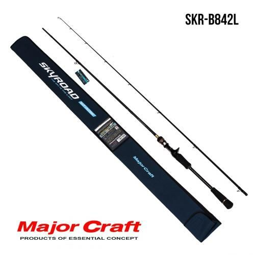 Удилище Major Craft Skyroad Seabass casting SKR-B842L