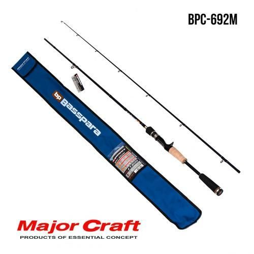 Удилище Major Craft Basspara casting BPC-692M