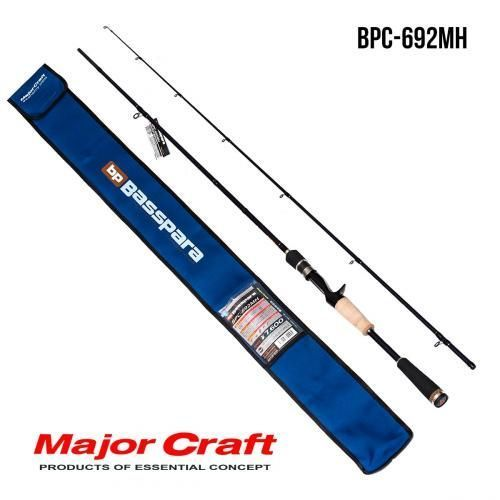 Удилище Major Craft Basspara casting  BPC-692MH