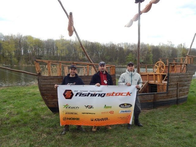 Команда Fishingstock Team 2017
